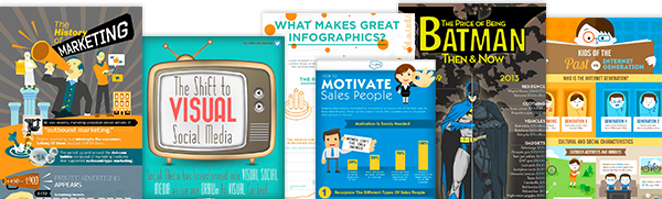 We've got infographics!